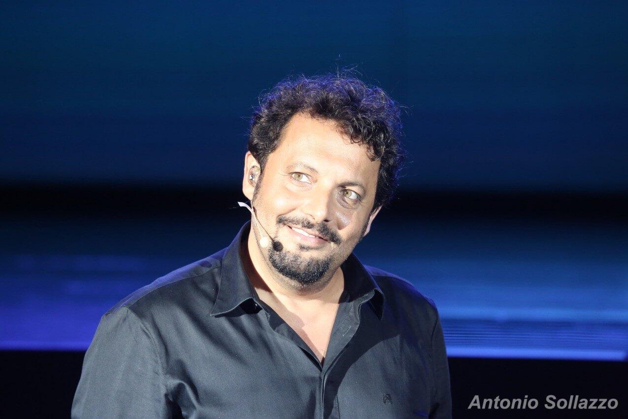 Enrico Brignano in EVOLUSHOW - Catonateatro 2014