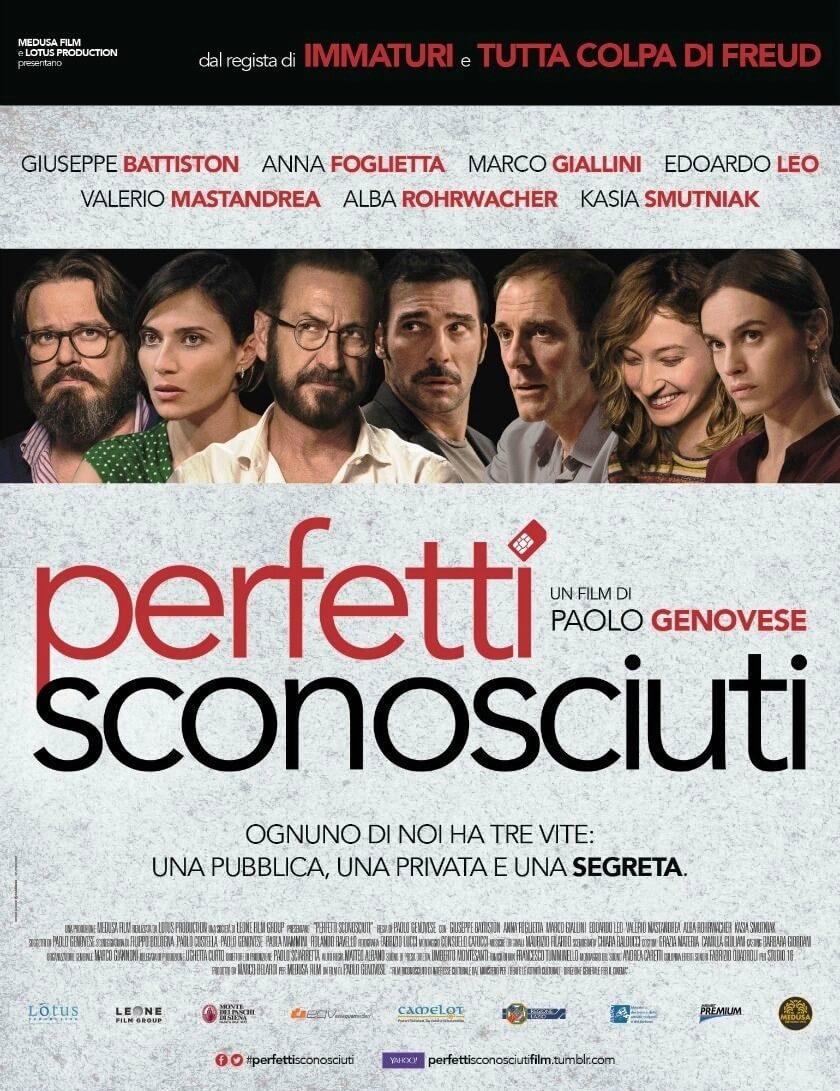 Perfetti sconosciuti - Verso Sud 2015