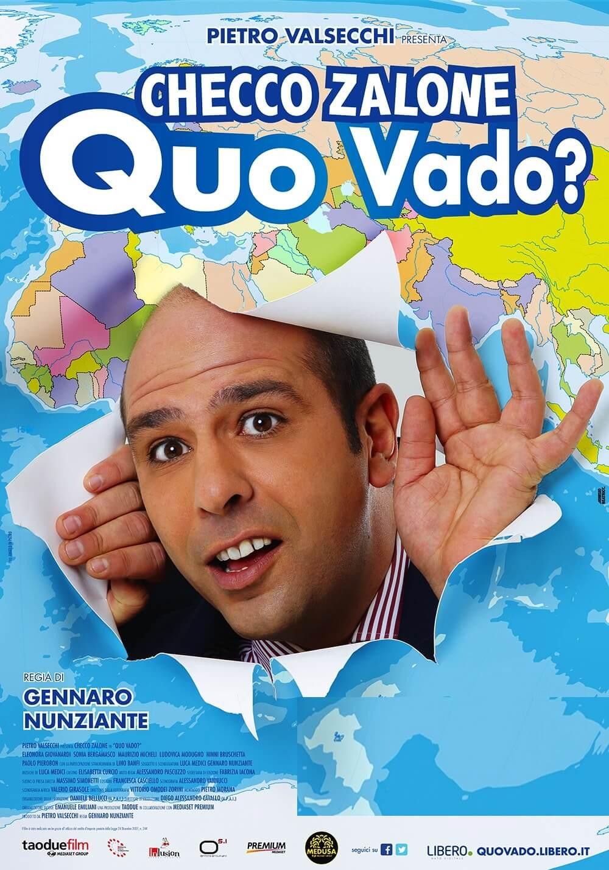 Quo Vado? - Verso Sud 2015