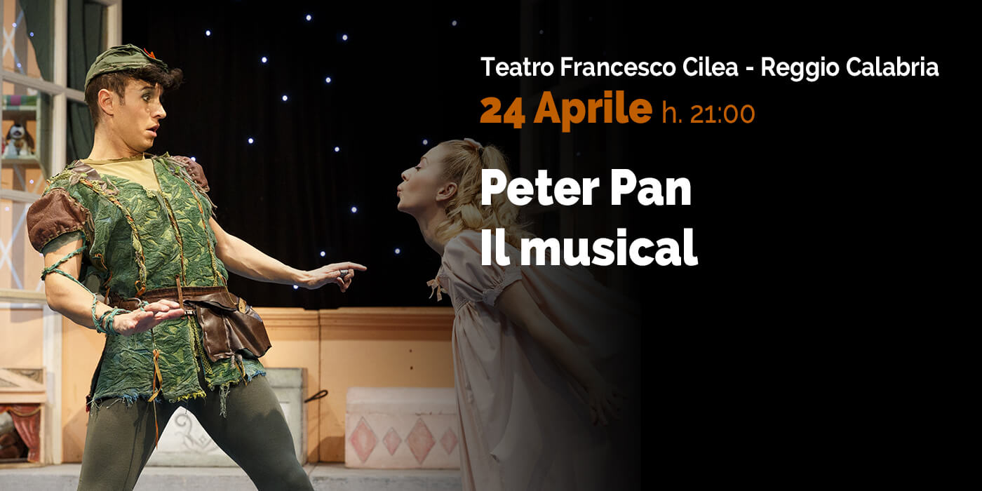 Peter Pan – Il Musical