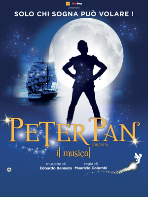 Peter Pan - Il Musical - Catonateatro